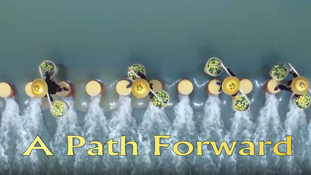 GLOBALink   A Path Forward