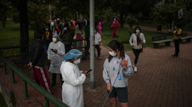 Colombia's Bogota imposes total lockdown to curb 3rd surge of COVID-19 infections