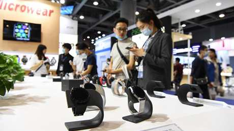 "Int'l electronics expo in Guangzhou aims to support ""dual circulation"""