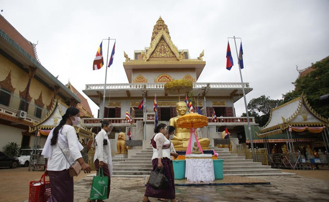 Cambodia reports 178 new COVID-19 cases, 2 more deaths