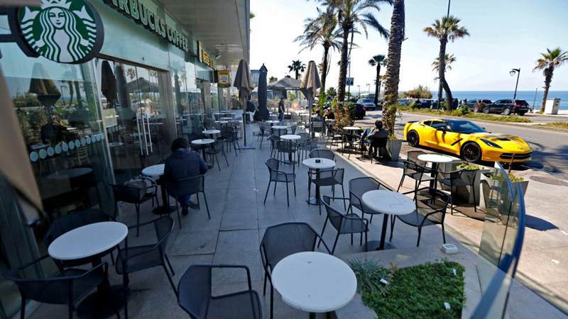 Lebanon's restaurant sector struggles to survive amid coronavirus, economic crisis