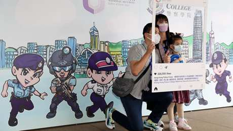 Hong Kong embraces 1st national security education day after related law takes effect in 2020