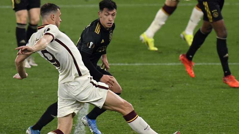 UEFA Champions League: Roma vs.Ajax