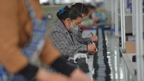 China's economy burgeons in post pandemic: media