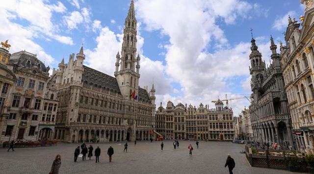 Belgium's COVID-19 cases exceed 1 million