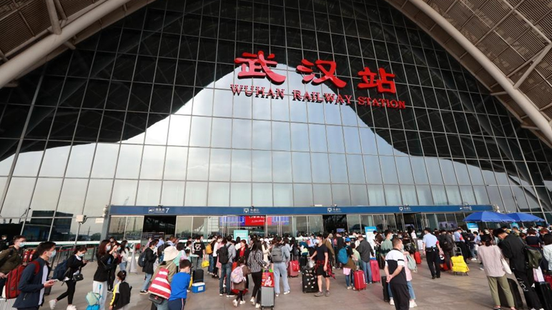 China sees robust tourism during May Day holiday