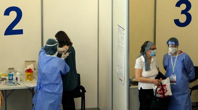 "Romania's largest ""vaccination marathon"" kicks off"