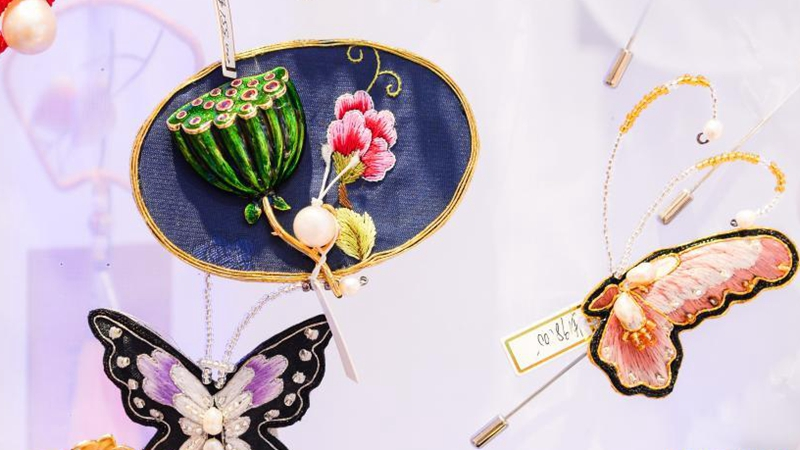 In pics: domestic exhibits with Chinese characteristics at consumer products expo