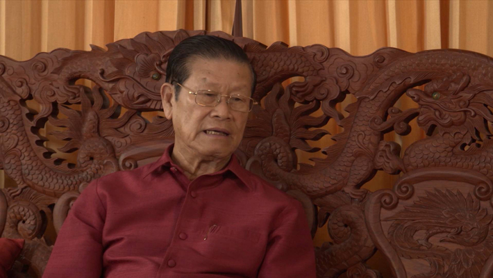 Interview: CPC wins overwhelming trust among Chinese people: former Lao deputy PM