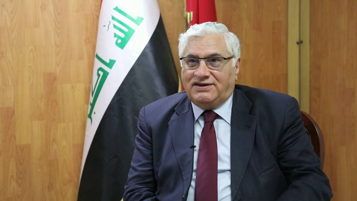 Interview: Iraqi party leader says China's miraculous development an opportunity for world economy