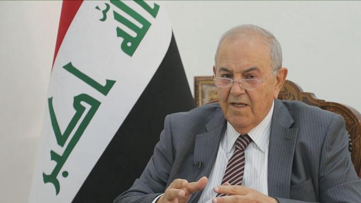 Interview: CPC leads China's impressive success, brings global benefits -- Iraqi ex-interim PM Allawi