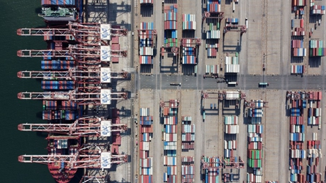 Economic Watch: China's foreign trade sustains upward momentum in Jan.-May