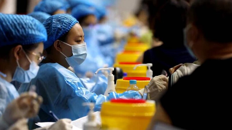 GLOBALink   Egyptian expert hails China's speed of COVID-19 vaccine administration