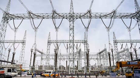 Xinjiang's electricity transmission tops 400 bln kWh