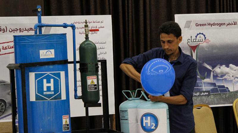 Technical exhibition for Palestinian inventors held in Gaza City