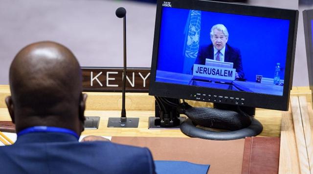 Israel-Hamas cease-fire remains fragile: UN Mideast envoy