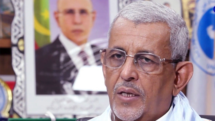 Interview: CPC leads China to unprecedented development, says head of Mauritanian ruling party