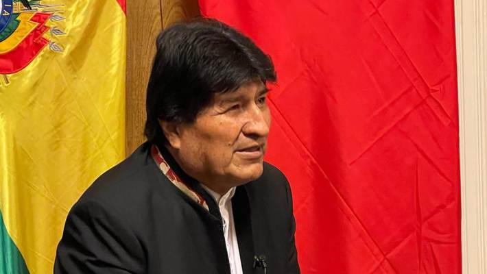 Interview: China's development benefits all peoples, says former Bolivian president