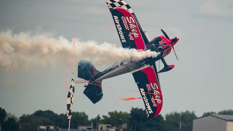 """""""AirVenture 2021"""" held in Oshkosh, U.S."""
