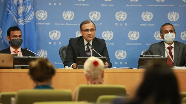 Peacekeeping force in Afghanistan not on radar screen of Security Council: Indian UN ambassador