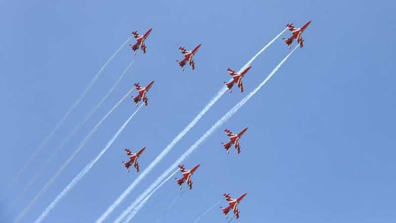 In pics: 89th Indian Air Force Day celebrations
