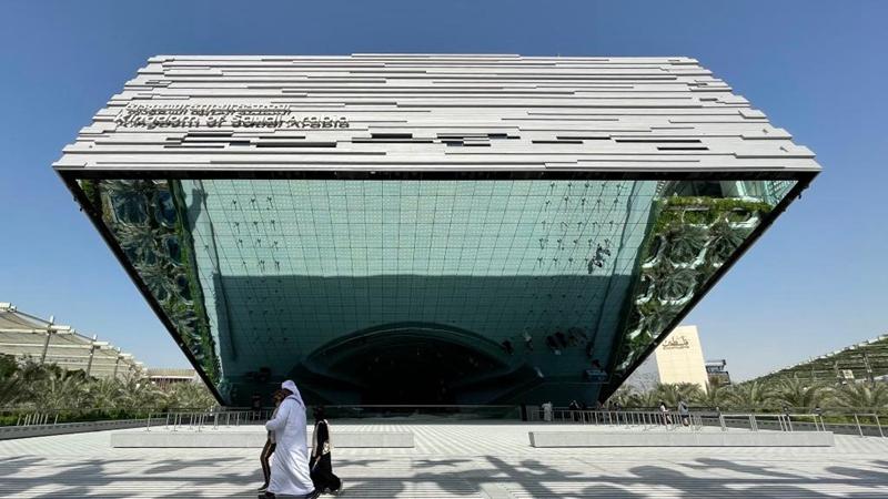 In pics: pavilions of Expo 2020 Dubai