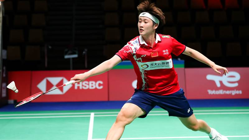 China overpowers Malaysia in Uber Cup badminton tournament