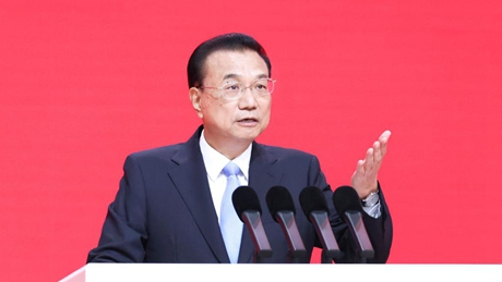 China to continue opening-up, share opportunities with world: premier Li
