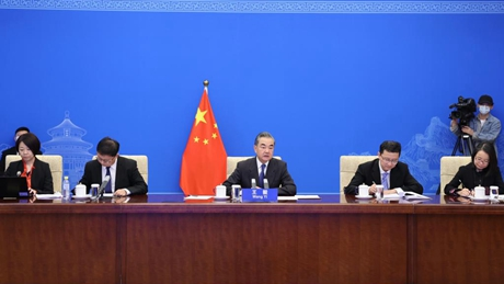 Ministers vow to enhance China, Indonesia cooperation