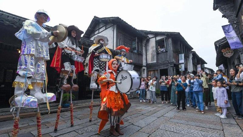 8th Wuzhen Theater Festival kicks off