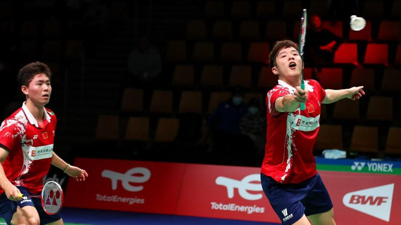 Highlights of Thomas Cup badminton tournament