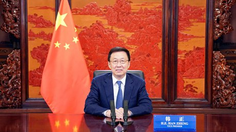 Chinese vice premier stresses Belt and Road energy cooperation