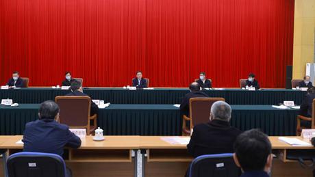 Chinese vice premier stresses steady economic, social development