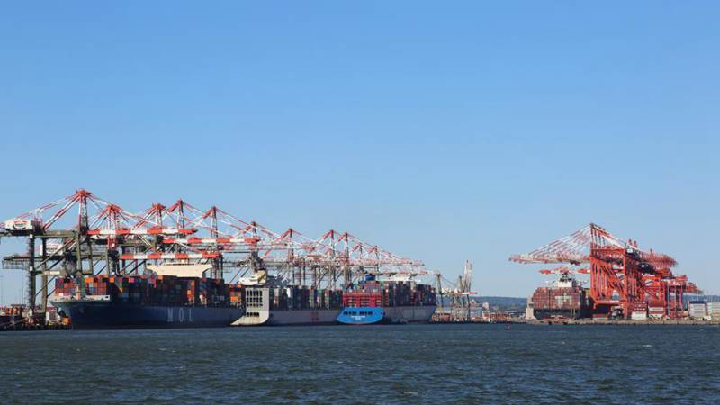 Interview: Shipping containers should keep moving to avoid delay, says U.S. port official