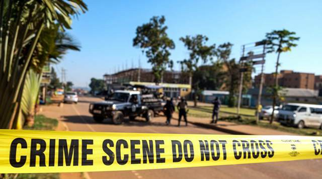 Ugandan president assures country after bomb blast in capital