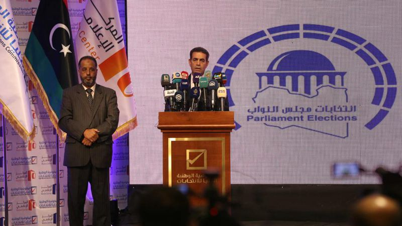 Libya announces plan for upcoming presidential, parliamentary elections