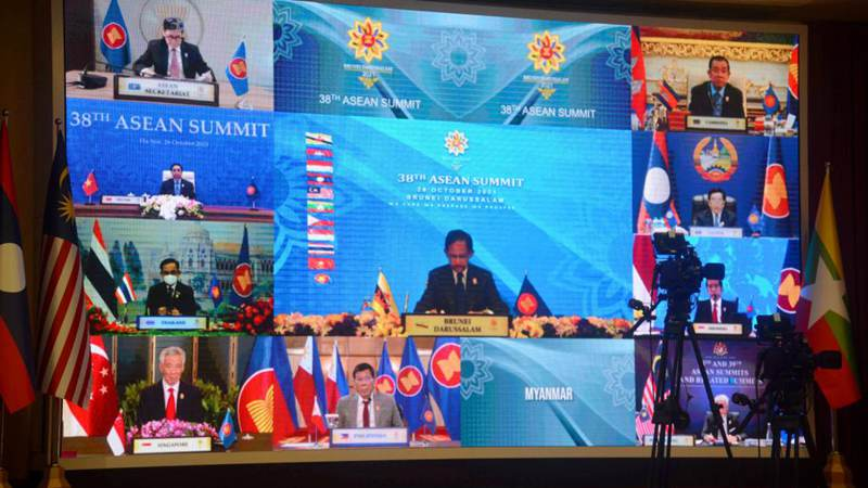 ASEAN kicks off series of virtural summits with COVID-19, economic recovery high on agenda