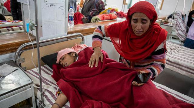 6 civilians wounded in Indian-controlled Kashmir grenade attack
