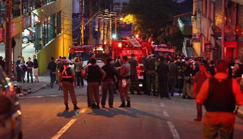 Brazil nightclub fire death toll reaches 245