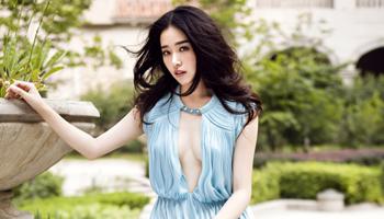 Charming girl-Kan Qingzi