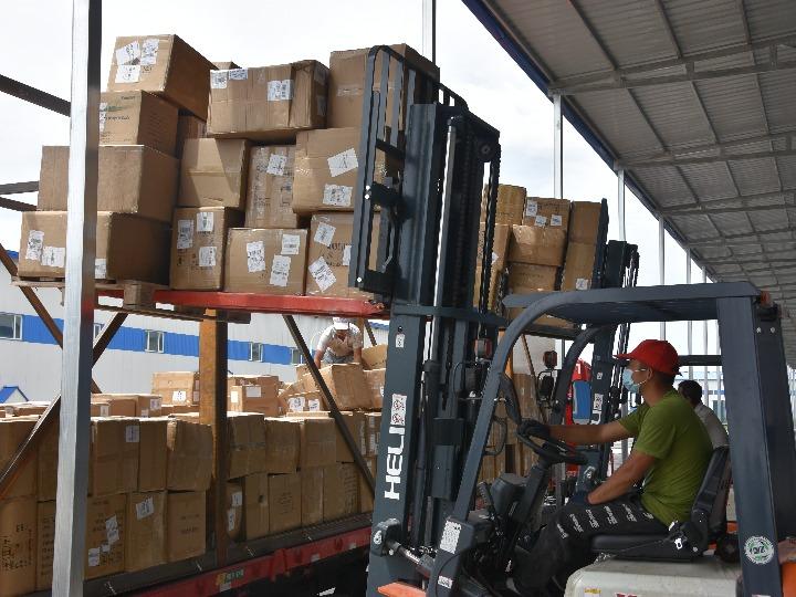 Xinhua Headlines: China's Xinjiang helps keep BRI trade afloat despite COVID-19