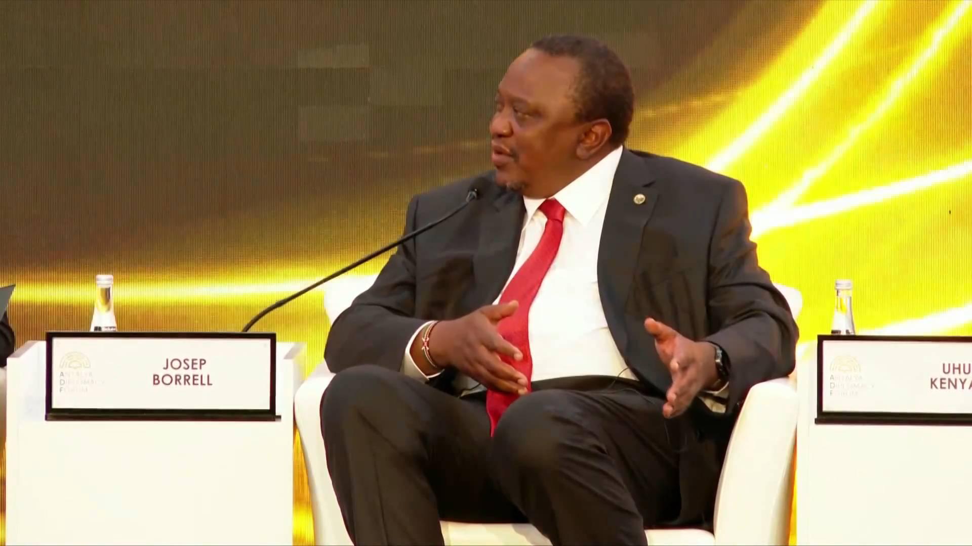 GLOBALink | Kenyan president says vaccine nationalism stalling COVID-19 fight