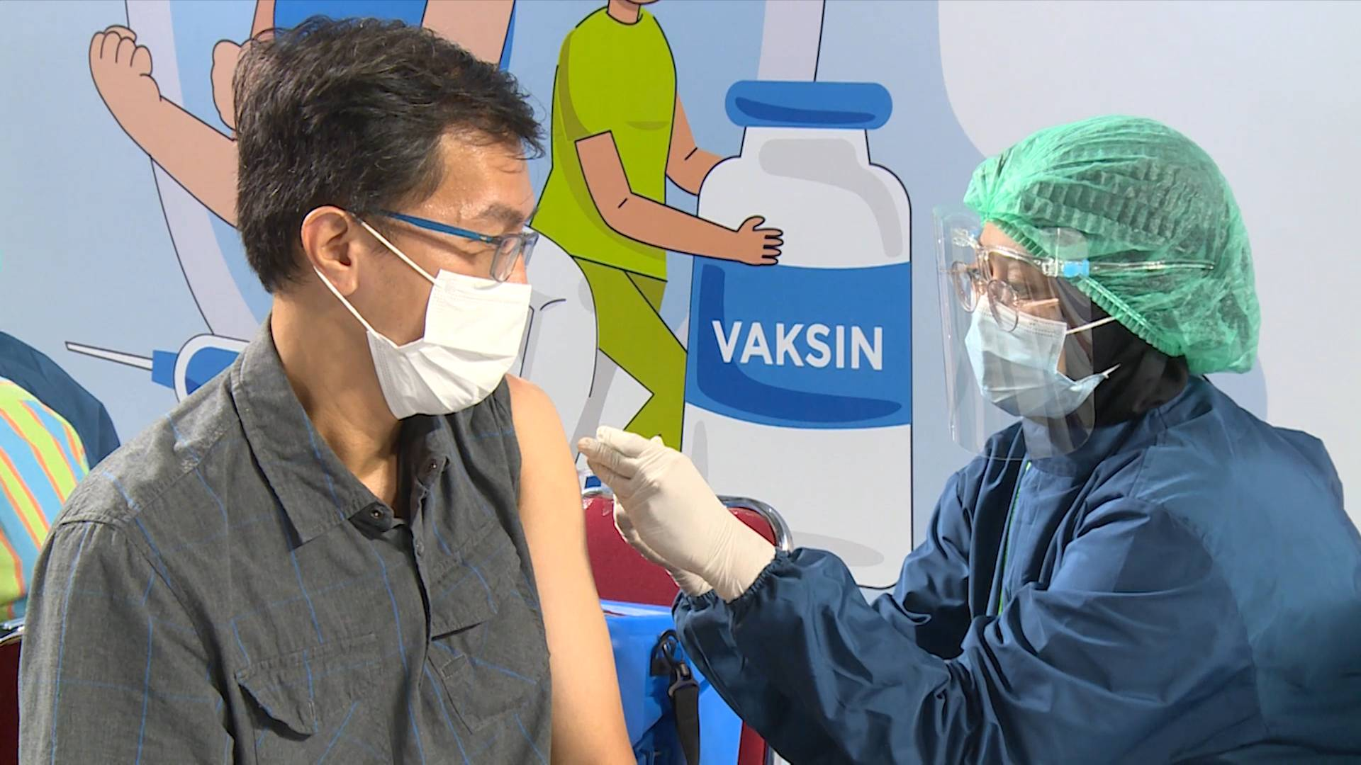 GLOBALink   Indonesia speeds up COVID-19 vaccination as cases surge