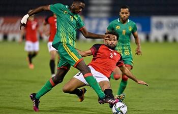 FIFA Arab Cup Qatar 2021: Mauritania vs. Yemen