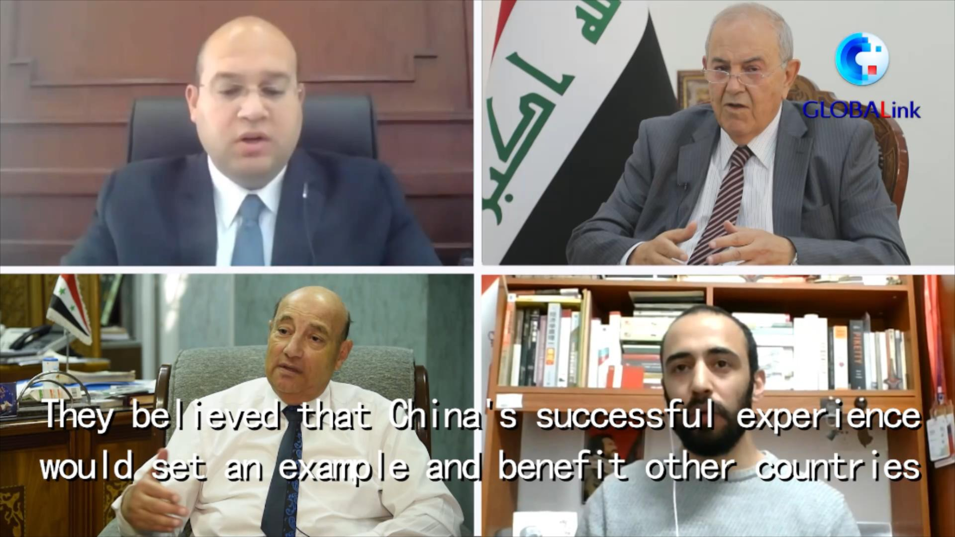 GLOBALink   The Communist Party of China in the Eyes of Arab Politicians