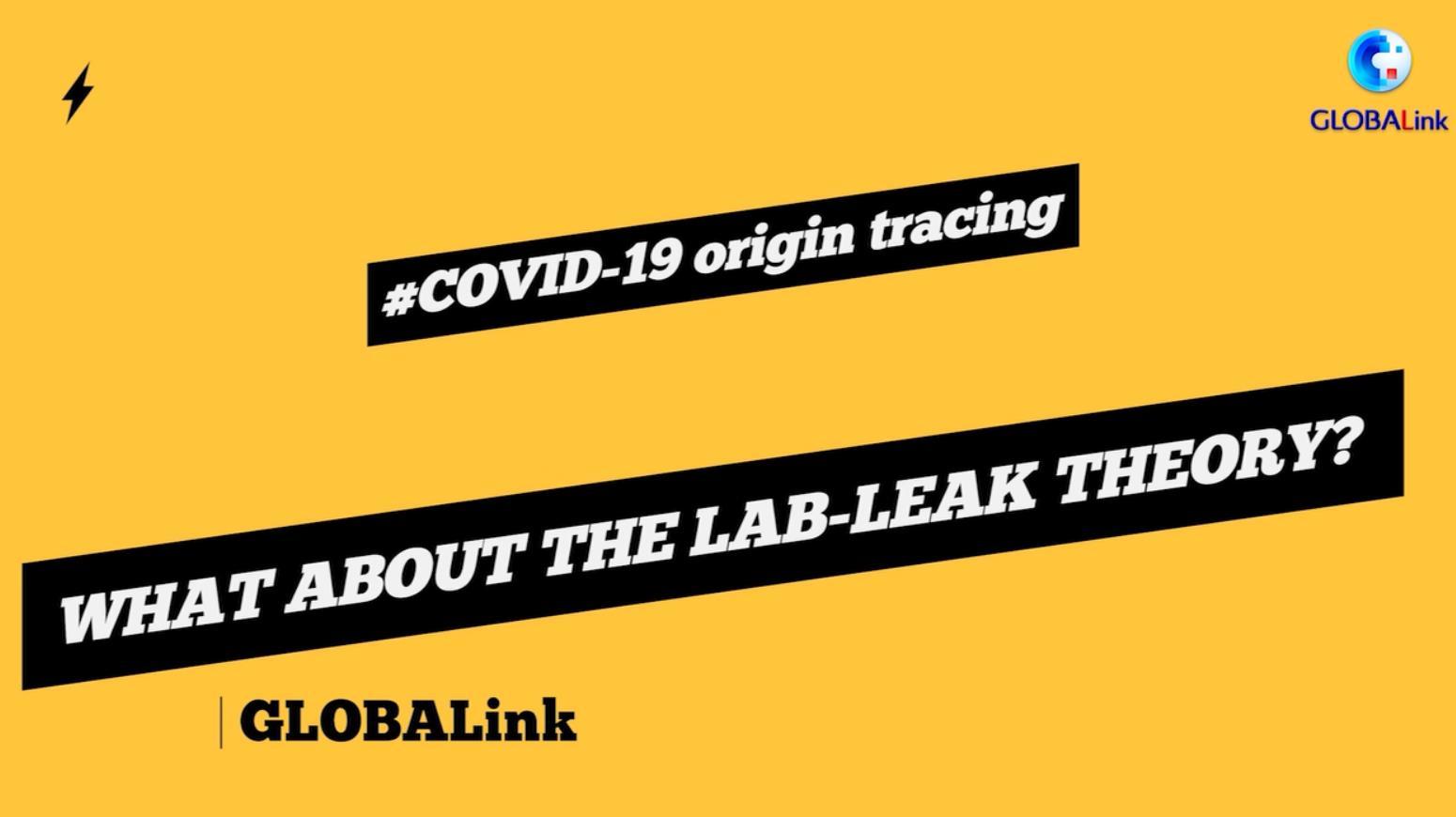 GLOBALink | Politicization jeopardizes COVID-19 origin tracing: UK virologist
