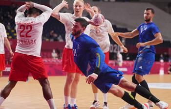 France claims men's handball gold at Tokyo Olympics
