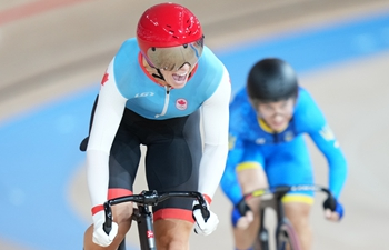 Mitchell of Canada wins cycling track women's sprint at Tokyo Olympics