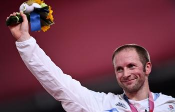 British cyclist Kenny wins men's keirin at Tokyo Olympics