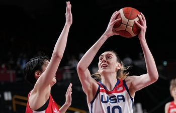 U.S. women wins seventh consecutive Olympic basketball gold medal
